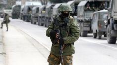 Krim-Konflikt: Einmarsch beim Brudervolk