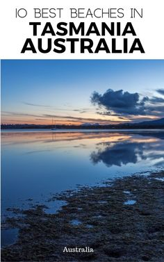 10 Best Tasmania Beaches. The water is so translucent that it is also great to go diving (see this post for more about diving in Tasmania) and snorkelling in the lagoons, inlets and bays. #beaches #nature #freycinet #summer #tasmania #water #travel Countries Around The World, Around The Worlds, Big Country, Bays, Snorkelling, Great Barrier Reef, Tasmania, Australia Travel, Beautiful Beaches