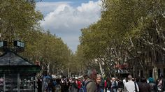 Las Ramblas - Shopping paradise or tourist attraction and hotspot - http://www.pureglam.tv/2013/04/25/las-ramblas-shopping-paradise-or-tourist-attraction-and-hotspot/