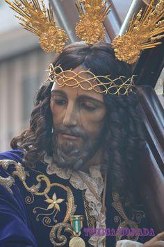 """Nuestro Padre Jesús Titulado """"El Rico"""" (Santiago, Málaga)"""