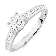 Pretty Michael Hill Juwelen Pinterest Engagement rings