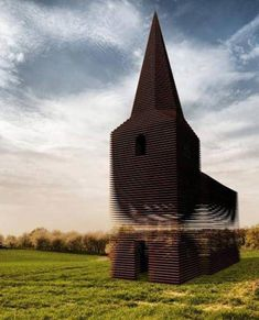 La iglesia que desaparece