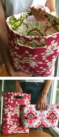 Wholesale Purse Patterns, Purse Patterns at wholesale prices for quilting shops, craft stores, and fabric shops. Amy Butler, Fabric Crafts, Sewing Crafts, Sewing Projects, Purse Patterns, Sewing Patterns, Sewing Hacks, Sewing Tutorials, Wholesale Purses