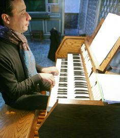 Hora de Mercado, Hora de Música. 10 de Enero de 2015. Concierto de órgano.