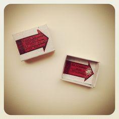 La boîte qui contient le souvenir du jour où je t'ai dit je t'aime pour toujours : Autres art par graine-de-carrosse-42511
