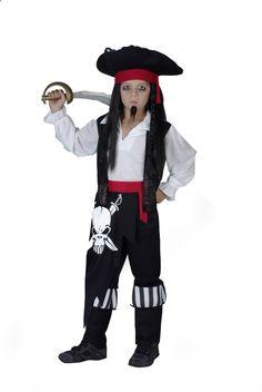 Boy pirate costume. See more. Disfraz de rey de los piratas para niño Disponible en //  sc 1 st  Pinterest & 10 Cool Homemade Pirate Costume Ideas for Halloween   Costumes ...