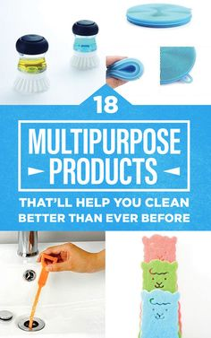 18 Ingenious Products That'll Help You Clean Better Than Ever Before