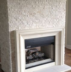 Cast Stone Hoods and limestone fireplace custom products | Fireplace Surrounds