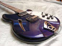 Rickenbacker Guitar, Moody Blues, Purple Rain, Classic Rock, Rolling Stones, Musical Instruments, The Beatles, Musicals, Guitars