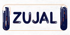 This uses my new animated typeface called Zujal which features a hand-drawn/comic style with rounded edges. Download it for Adobe After Effects today: https://mograph.video/Zujal   Made out of only shape layer paths making it 100% vector. 69 glyph characters are included.  No third party plug-ins are used and it is compatible with the Characteristic script as well as Font Manager.  #gif #animatedgif #motiongraphics #mograph #typography #type #animatedtype #zujal #animated #typeface