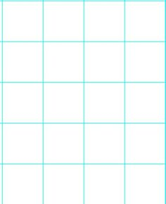 FREE Large Square Printable Graph Paper - Download by clicking picture of graph paper! http://brilliantideasoldandnew.blogspot.com/