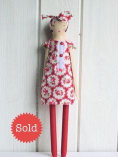 Wooden Doll/Gisele