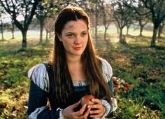 Drew Barrymore in Ever After
