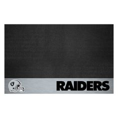 FANMATS NFL - Oakland Raiders Grill Mat