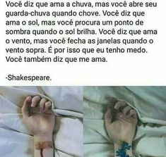 Shakespeare Frases, Hell Quotes, Lovely Complex, Love Phrases, Im Sad, Simple Words, Sad Girl, Anti Social, Just Love