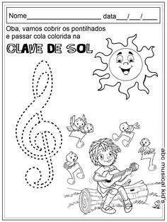 SE VOCÊ GOSTOU, ENTÃO COMENTE... Music Lessons For Kids, Piano Lessons, Preschool Music, Teaching Music, Book Cover Page, Music Theory Worksheets, Piano Classes, Violin Sheet Music, E Piano