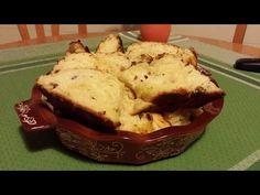 Pogača sa margarinom i groždjicama - Slana i slatka peciva - pogledajte i detaljno video uputstvo :)