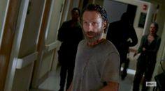"The Walking Dead ""Coda"" 5x08 Rick Grimes"