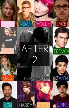 """""""After 2 - Chapter 147."""" by imaginator1D - """"This is the sequel (continuation) of After. Harry and Tessa's relationship will be tested in ways sh…"""""""