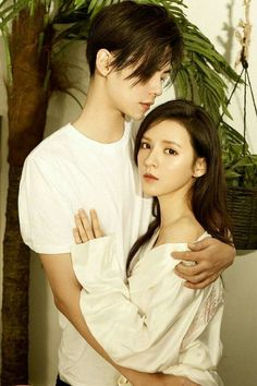 zhang yuxi and kenji chen Wedding Couples, Cute Couples, Wedding Photos, Lovely Girl Image, Girls Image, Luxury Couple, Korean Fashion Ulzzang, Girly M, Ulzzang Couple