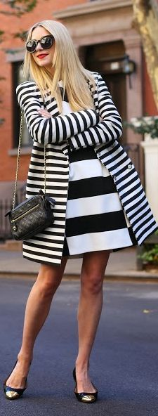 Seeing #stripes by Atlantic - Pacific