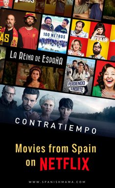 Netflix Spain movies: a list of movie titles to watch and enjoy, whether you are a native speaker or a Spanish learner. #spanishmovies #moviesfromspain #spanish #netflix via @eealvarado