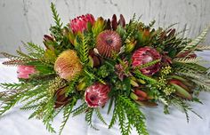 Tropical Flower Arrangement or Bouquet !