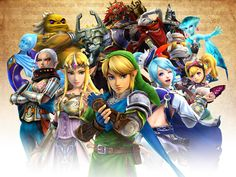 Launching exclusively for the Wii U console, Hyrule Warriors lets players unleash the full power of iconic characters like Link, Zelda and Ganondorf, as they cut down legions of enemies on massive battlefields in familiar settings from The Legend of Zelda series like Hyrule Field, Death Mountain and Skyloft, as well as new locations created specifically for the game. The frenetic action of the Dynasty Warriors franchise blends beautifully with The Legend of Zelda series to create a unique…
