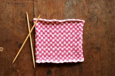 Say Little Hen: The Little Squares of Strenght Project + Free Downloadable Knitting Pattern