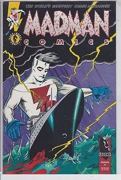 Dark Horse Madman Comics #4 (1994)