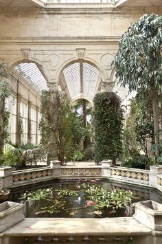 Victorian Greenhouse | Flickr - Photo Sharing!