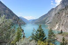 Seton Lake - Lillooet, BC - Canada - Work and Travel Kanada - http://workandtravelkanada.com