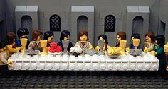 The Brick Testament: Bible stories in Legos