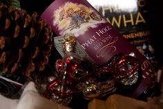 How would you like to see some South Dakota wine (@Prairie Cottage Berry Winery) in your stocking this Christmas?