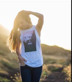 Take a hike tank top from TenTree