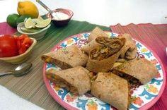 Recipe: Heidi Carvalho's chicken burritos. #FallRiver #Foodies