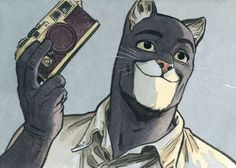 Blacksad!