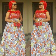 ankara-style-sassy_id African Fashion Ankara, Latest African Fashion Dresses, African Dresses For Women, African Outfits, African Clothes, African Print Dress Designs, African Traditional Dresses, Ankara Dress, Ankara Styles