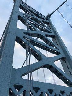 Benjamin Franklin Bridge (Philadelphia) - 2020 All You Need to Know Before You Go (with Photos) - Philadelphia, PA Ez Pass, Camden New Jersey, Suspension Bridge, Vero Beach, Benjamin Franklin, Quebec City, Ways To Travel, Great View, New Mexico
