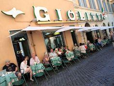 Roma  -  Giolitti  Gelato  - Centro Storico