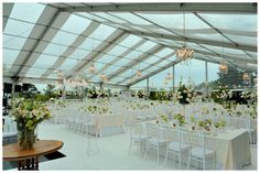 beautiful wedding tables - gorgeous, i love this, ALL WHITE