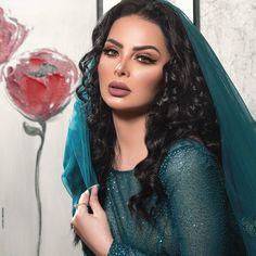 Diana Karazon makeup look
