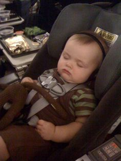tips for airplane travel with baby