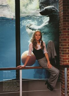 Glamour US August 1999