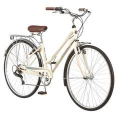 Schwinn Womens Wayfarer 7 Speed Hybrid Bike so want this bike Bici Retro, Retro Bike, Cruiser Bicycle, Bicycle Sidecar, Bicycle Stand, Recumbent Bicycle, Motorized Bicycle, Bicycle Wheel, Bicycle Race