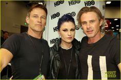 'True Blood' Cast Makes Final Comic-Con Appearance!