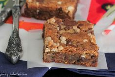 loaded malted chocolate chip cookie bars loaded malted chocolate chip ...