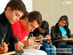 El Instituto de Humanidades ofrece las tutorías para la comprensión lectora y la producción de textos académicos, componentes importantes de la vida universitaria y profesional.  Conozca el cronograma en: http://uklz.info/TLectoescritura2014-2