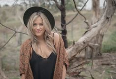 This was another winter bohemian fashion styled shoot with the amazing Organ Pipes national park, located just out of Melbourne as the backdrop. Bohemian Style, Boho, Riding Helmets, National Parks, Winter, Photography, Fashion, Winter Time, Moda