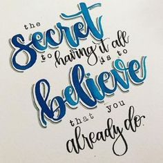 Handlettering Typography is definitely the skill in addition to technique of publishing kind and ultizing Calligraphy Doodles, Calligraphy Handwriting, Calligraphy Quotes, Calligraphy Letters, Calligraphy Watercolor, Fonts Quotes, Penmanship, Typography Quotes, Calligraphy Alphabet Tutorial